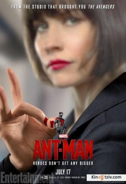 Ant-Man 2015 photo.
