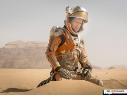 The Martian 2015 photo.
