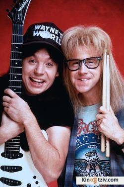 Wayne's World 1992 photo.