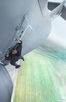 Mission: Impossible - Rogue Nation 2015 photo.