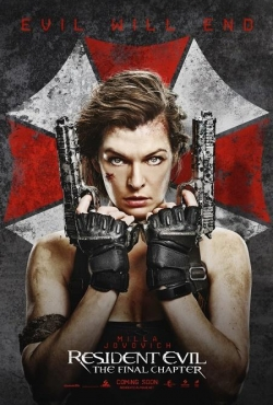 Resident Evil: The Final Chapter 2016 photo.