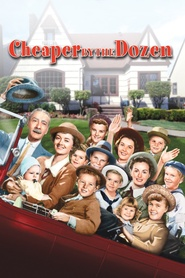 Cheaper by the Dozen movie cast and synopsis.