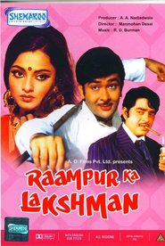 Another movie Raampur Ka Lakshman of the director Manmohan Desai.