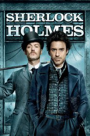 Sherlock Holmes is similar to Na spine u chernogo kota.