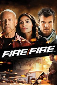 Another movie Fire with Fire of the director David Barrett.