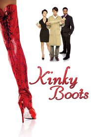 Kinky Boots with Joel Edgerton.