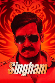 Another movie Singham of the director Rohit Shetty.