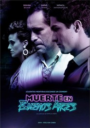 Muerte en Buenos Aires movie cast and synopsis.