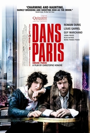 Dans Paris movie cast and synopsis.