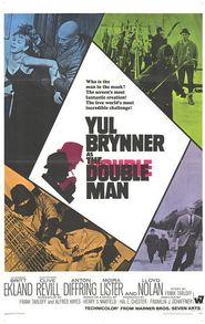 Another movie The Double Man of the director Franklin J. Schaffner.