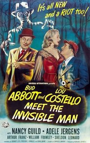 Abbott and Costello Meet the Invisible Man movie cast and synopsis.