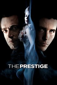 Another movie The Prestige of the director Christopher Nolan.