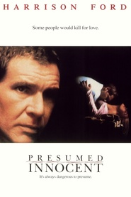 Another movie Presumed Innocent of the director Alan J. Pakula.