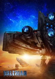 Valerian and the City of a Thousand Planets movie cast and synopsis.