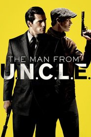 The Man from U.N.C.L.E. - latest movie.