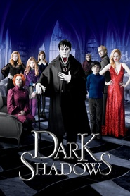 Another movie Dark Shadows of the director Tim Burton.
