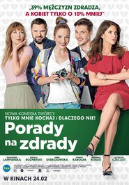 Porady na zdrady movie cast and synopsis.