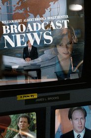 Another movie Broadcast News of the director James L. Brooks.