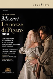 Le nozze di Figaro is similar to Madonna: The Confessions Tour Live from London.