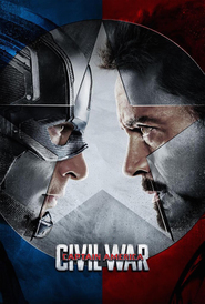 Captain America: Civil War - latest movie.