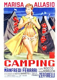 Camping movie cast and synopsis.