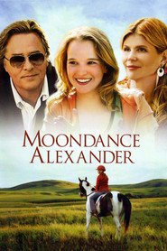 Moondance Alexander with Don Johnson.