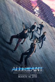 Another movie Allegiant of the director Robert Schwentke.