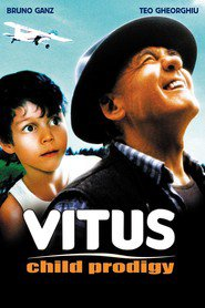 Vitus movie cast and synopsis.