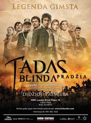 Tadas Blinda. Pradzia movie cast and synopsis.