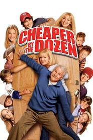 Another movie Cheaper by the Dozen of the director Shawn Levy.
