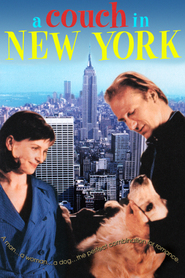 Another movie Un divan a New York of the director Chantal Akerman.