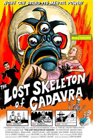 The Lost Skeleton of Cadavra is similar to Sweaty Beards.