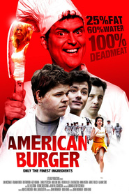 American Burger movie cast and synopsis.