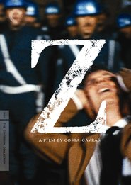 Another movie Z of the director Costa-Gavras.
