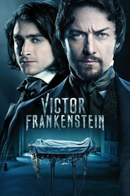 Victor Frankenstein - latest movie.