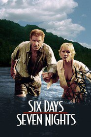 Six Days Seven Nights is similar to National Treasure: Book of Secrets.
