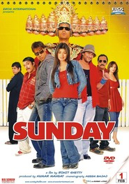 Another movie Sunday of the director Rohit Shetty.