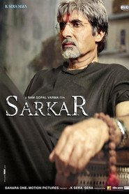 Sarkar with Kay Kay Menon.