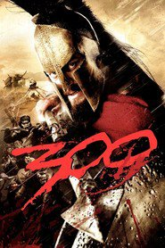 Another movie 300 of the director Zack Snyder.