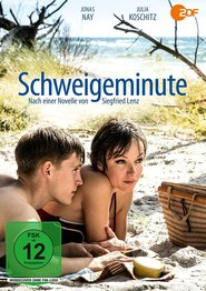 Schweigeminute with Nina Petri.