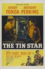 The Tin Star movie cast and synopsis.