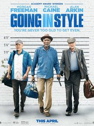 Going in Style movie cast and synopsis.