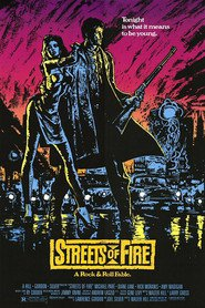 Another movie Streets of Fire of the director Walter Hill.
