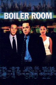 Boiler Room with Jamie Kennedy.