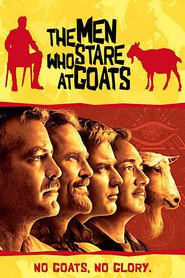 Another movie The Men Who Stare at Goats of the director Grant Heslov.