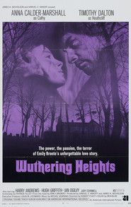 Wuthering Heights with Timothy Dalton.
