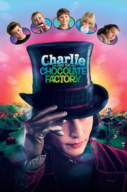 Another movie Charlie and the Chocolate Factory of the director Tim Burton.