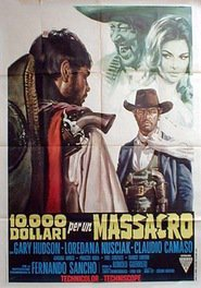 Another movie 10.000 dollari per un massacro of the director Romolo Guerrieri.