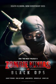 Zombie Ninjas vs Black Ops movie cast and synopsis.