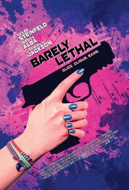 Barely Lethal with Hailee Steinfeld.